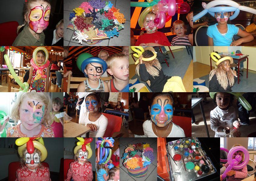 schminken-ballonnen-collage